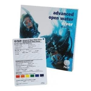 PADI Advanced Open Water Diver 2