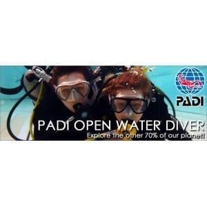 PADI-Open-Water-dykkurs