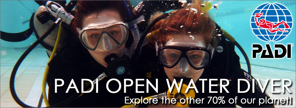 PADI-Open-Water-dykkurs