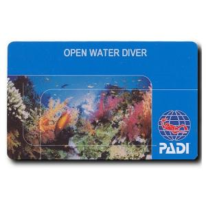 PADI Open Water Diver intensiv kurs 1