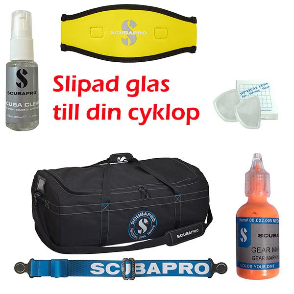 Tillbehör/Snorkelutrustning