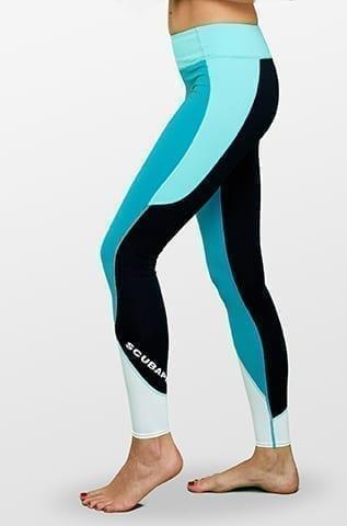 Scubapro UV Kläder T Flex Leggings Dam UPF 80