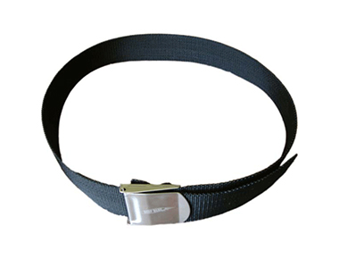 Weight belt 1.5 m with stainless steel buckle 1