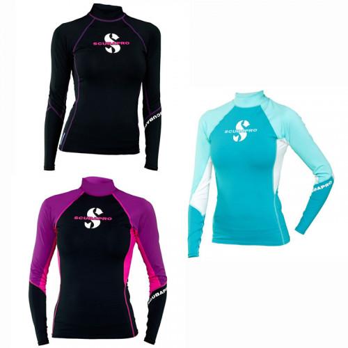 0d9c0abc2c59 Scubapro UV Kläder T-FLEX Långärmad tröja Dam UPF 80 - Divers.se