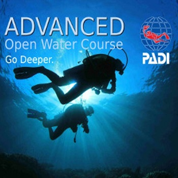 PADI Advanced Open Water Diver 1
